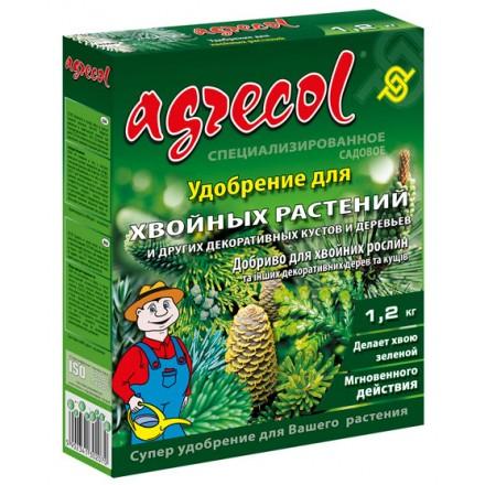Добриво Agrecol для хвойних рослин, 1.2 кг