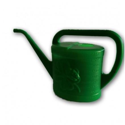 Лійка для поливу, 2.25 л (темно-зелена)