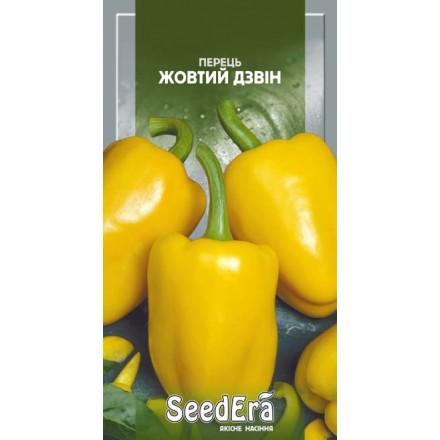 Насіння перцю Жовтий Дзвін 0.2 г