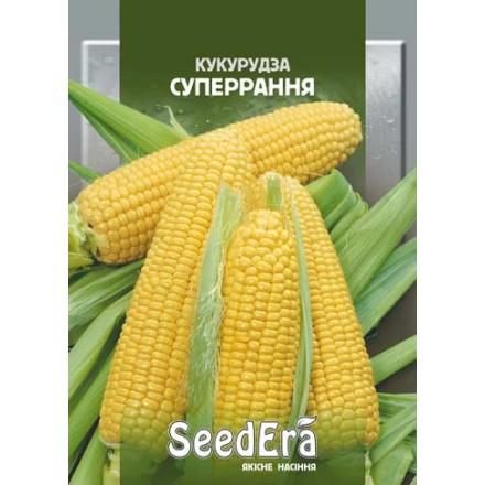 Насіння кукурудзи цукрової Суперрання, 20 г