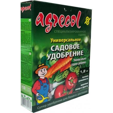 Універсальне комплексне мінеральне садове добриво Agrecol, 1.2 кг