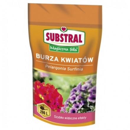 Добриво для інтенсивного цвітіння, 0,2 кг, Substral Miracle Grow