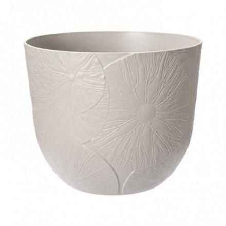 Вазон Elho fuente lily 38*31,5 см, сірий